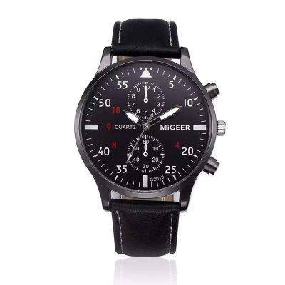 reloj para hombre negro