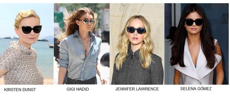 lentes para mujer cara redonda