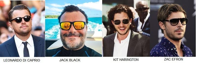tipos de lentes para cara redonda hombre