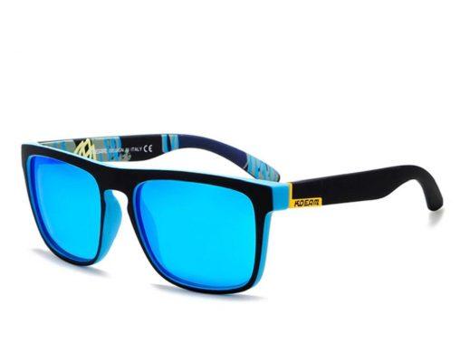 gafas de sol polarizadas azul