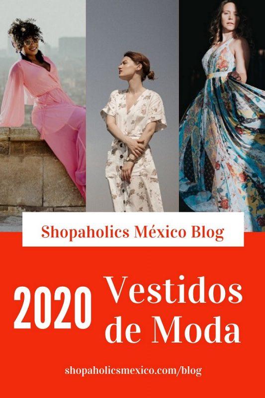 pinterest vestidos de moda 2020