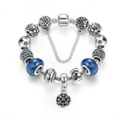 pulsera para mujer de plata