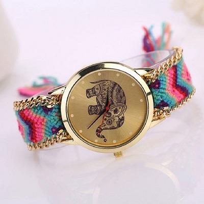 imagen reloj de elefante