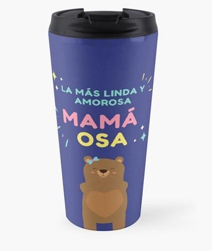 termo para café para mamá