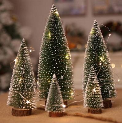 arbol de navidad miniatura