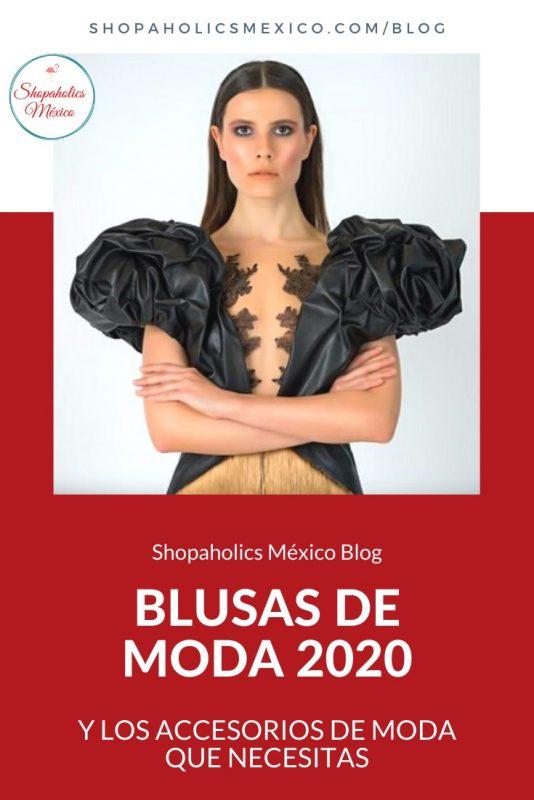 pinterest blusas de moda 2020