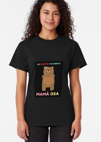 camiseta para mamá