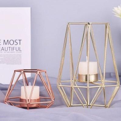 candelabro de mesa moderno