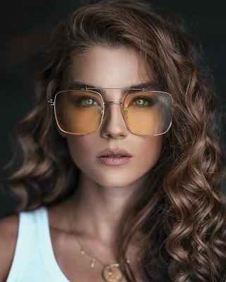 como elegir lentes de sol para mujer