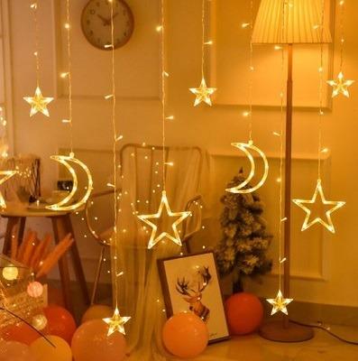 luces de navidad para interior exterior
