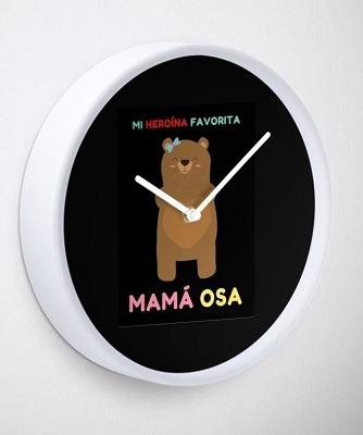 reloj de pared regalos para dia de las madres