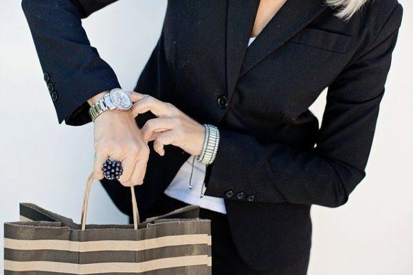reloj de vestir para mujer imagen